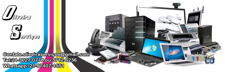 Manutenção de Impressoras em Niteroi