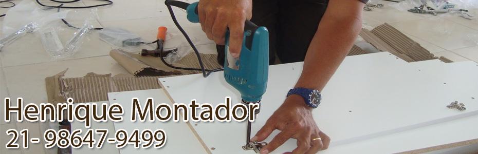 Montador - Montador de Móveis no Rio de Janeiro – Chame o Henrique Montador Profissional